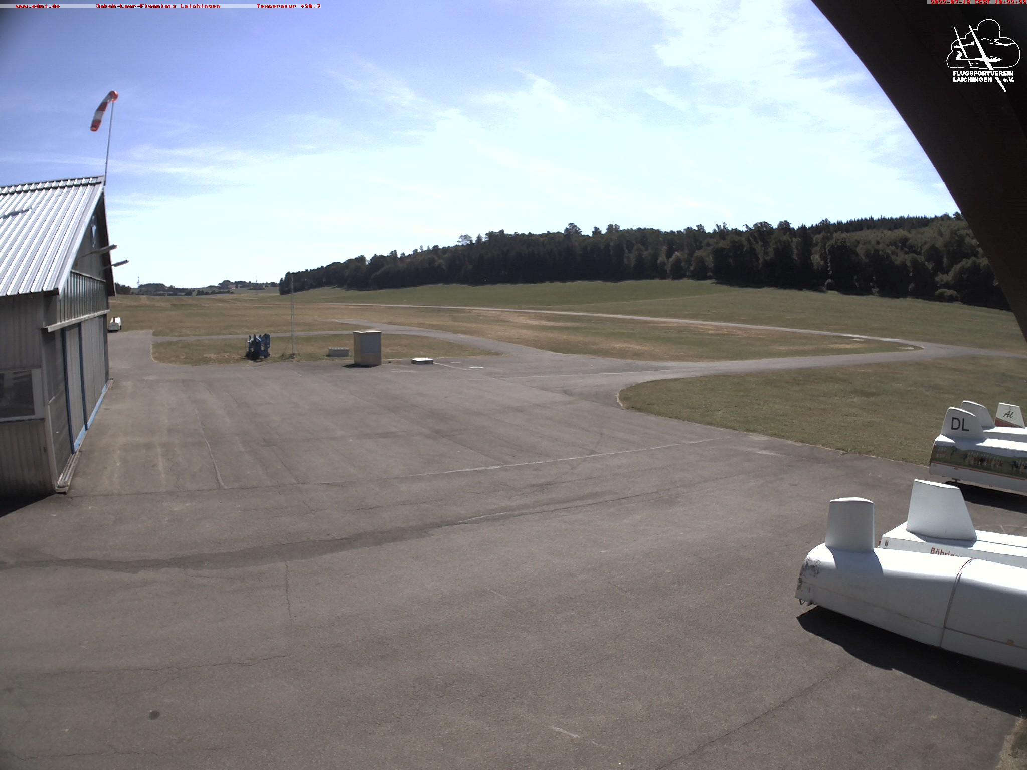 Laichingen Airfield 1
